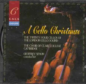 London Cello Sound Cello Christmas Swift Dobell Dixon Simon London Cello Sound