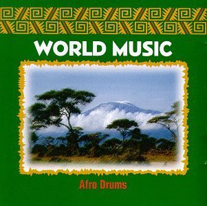 World Music Afro Drums World Music