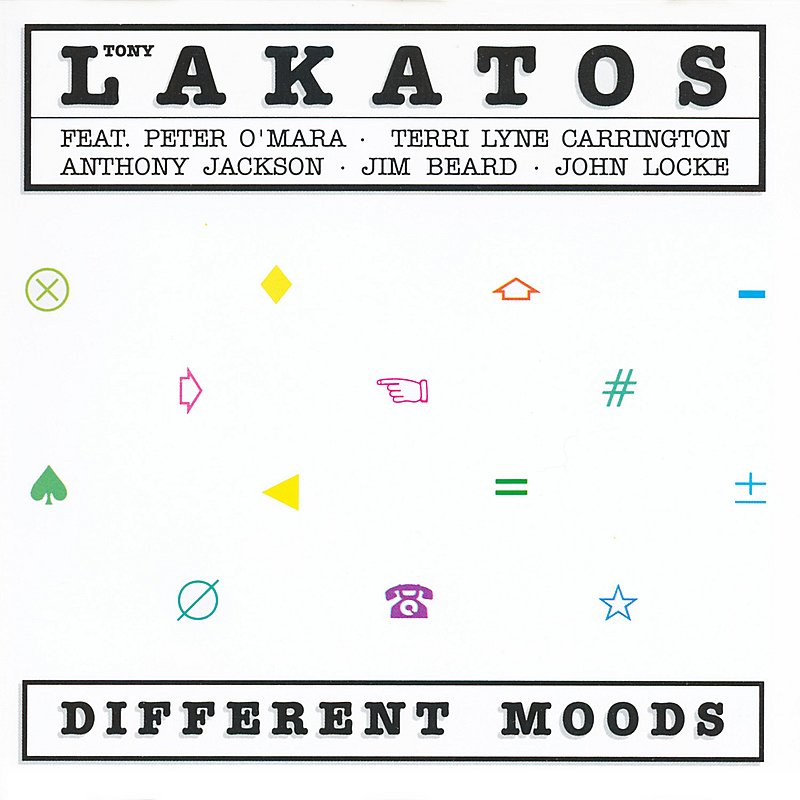 Tony Lakatos Different Moods