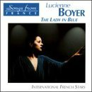 Lucienne Boyer Lady In Blue