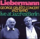 George Gruntz Concert Jazz Band Liebermann Live At Jazzfest Be Import Che