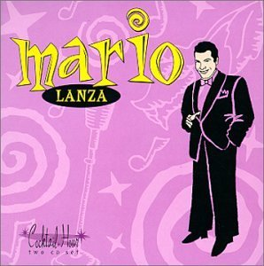 Mario Lanza Cocktail Hour Mario Lanza 2 CD Set Cocktail Hour
