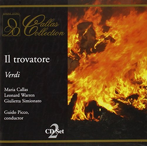 Giuseppe Verdi Il Trovatore (sl) Callas Warren Simionato & Callas Collection