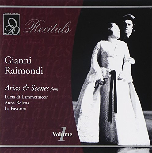 Gianni Raimondi Opd Recital Gianni Raimondi Raimondi Callas Scotto & Previtali