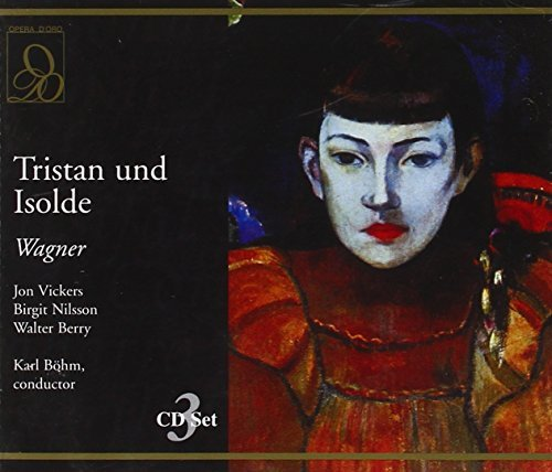 Richard Wagner Tristan Und Isolde 3 CD