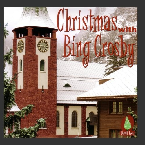 Crosby Bing Christmas With Bing Crosby Tinsel Tree