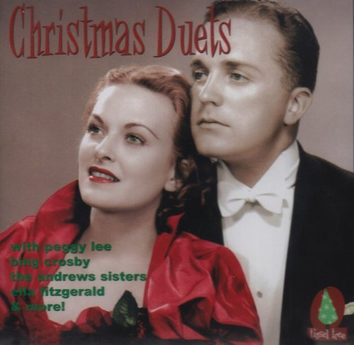 Tinsel Tree Christmas Duets Andrew Sisters Lombardo Tinsel Tree