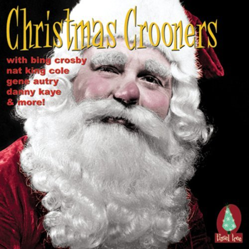Tinsel Tree Christmas Crooners Crosby Como Cole Sherman Tinsel Tree
