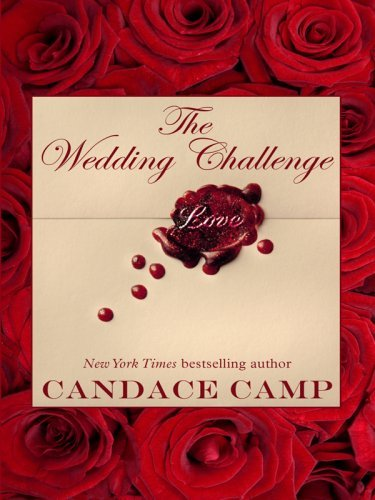 Candace Camp Wedding Challenge The Large Print