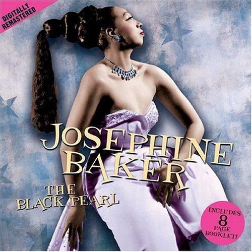 Josephine Baker Black Pearl Remastered Incl. Booklet