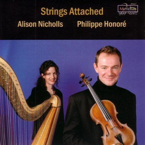 Nicholls Honore Strings Attached Nicholls (hp) Honore (vn)