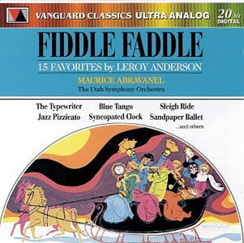Fiddle Faddle Fiddle Faddle Abravanel Utah So