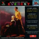 Copland Gould Gershwin Piano Works Susskind & Steinberg Various