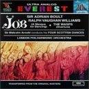 Vaughan Williams Arnold Job Scottish Dances (4) Wasp O Boult & Arnold Various