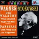 R. Wagner Parsifal Hlts Walkure Hlts Stokowski Houston Sym