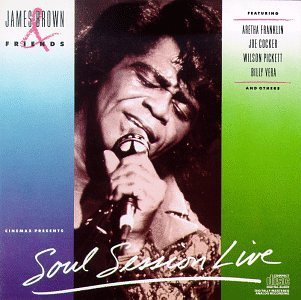 James Brown Greatest Hits Live