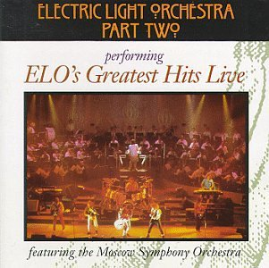 Electric Light Orchestra Greatest Hits Live