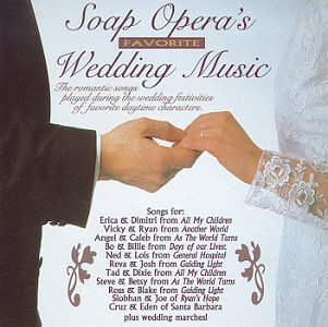 Soap Opera's Favorite Wedding Soap Opera's Favorite Wedding All My Children Another World General Hospital Ryan's Hope