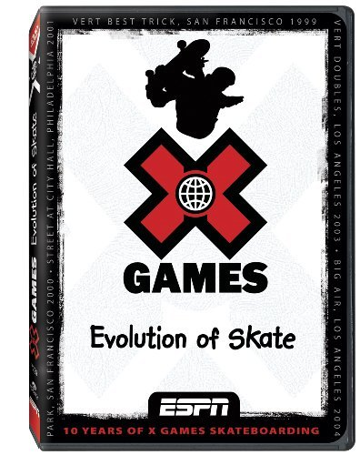 X Games Evolution Of Skate X Games Evolution Of Skate Nr