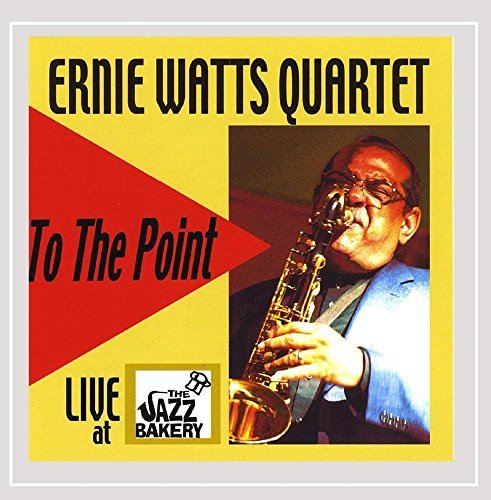 Watts Ernie To The Point Live At The Jazz
