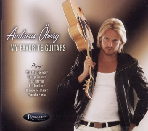 Andreas Oberg My Favorite Guitars Incl. Bonus DVD