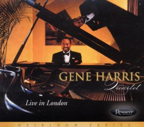 Gene Harris Live In London