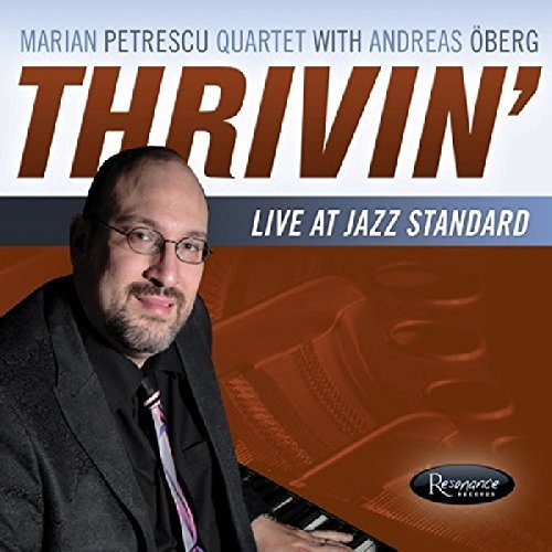 Marian Petrescu Thrivin' Live At The Jazz St