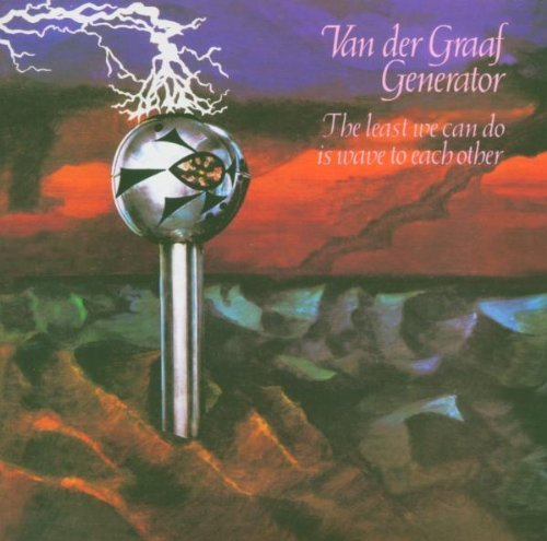 Van Der Graaf Generator Least We Can Do Is Wave To Eac Remastered Incl. Bonus Tracks