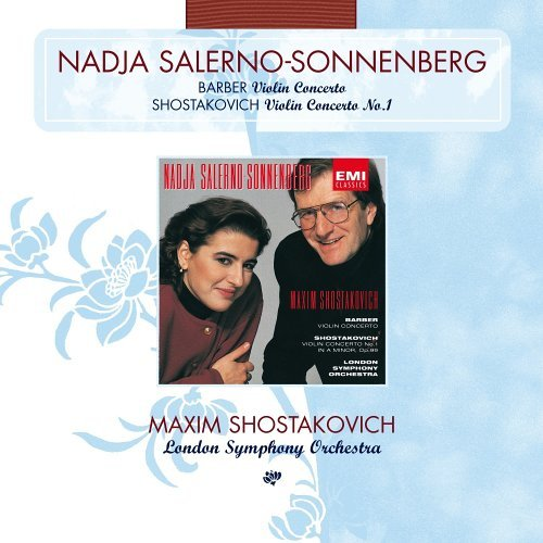 Barber Shostakovich Con Vn Salerno Sonnenberg*nadja (vn) Shostakovich London So