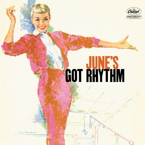 June Christy June's Got Rhythm Incl. Bonus Tracks