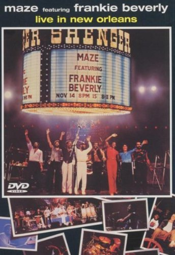 Maze Live In New Orleans Feat. Frankie Beverly