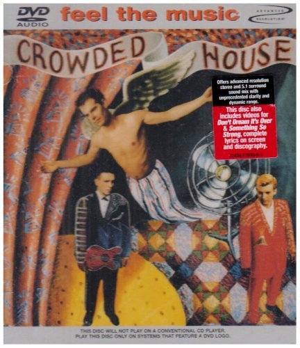 Crowded House Crowded House DVD Audio