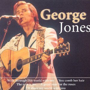 Jones George Country Legends