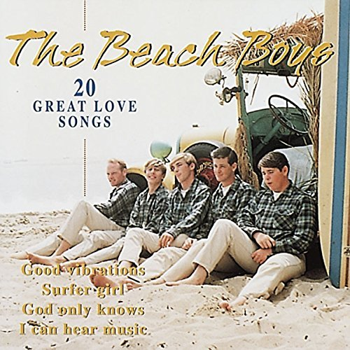 Beach Boys 20 Great Love Songs Import Nld