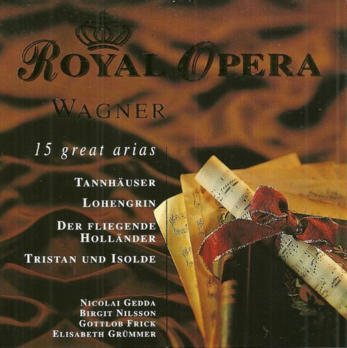 R. Wagner 15 Great Arias