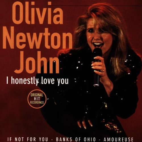 Olivia Newton John I Honestly Love You Import Net