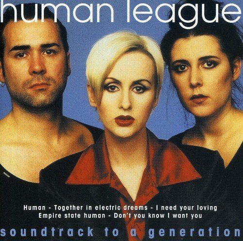 Human League Soundtrack To A Generation Import Eu