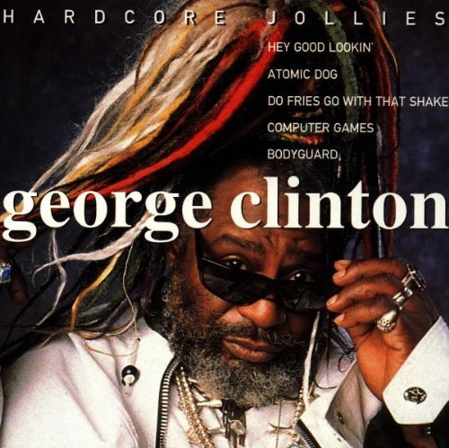 George Clinton Hardcore Jollies Import Nld