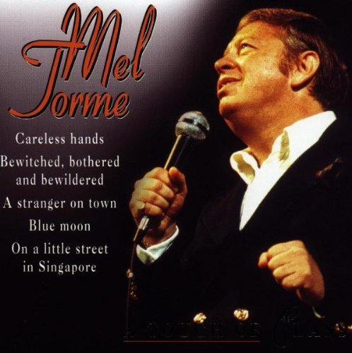 Mel Torme Touch Of Class Import Nld