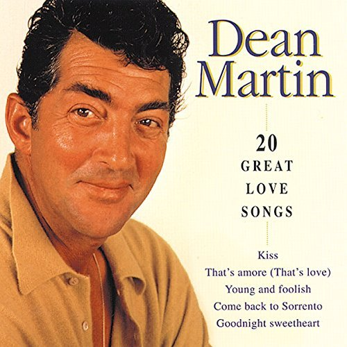 Dean Martin 20 Great Love Songs Import Nld