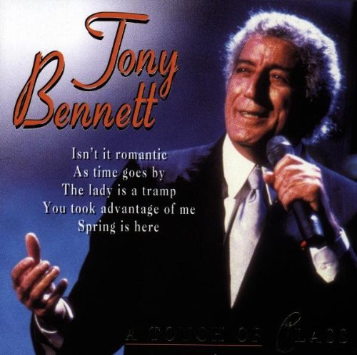 Tony Bennett Touch Of Class Import Nld