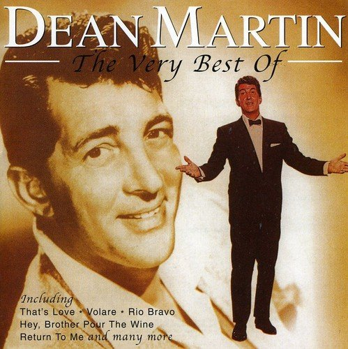 Dean Martin Very Best Of Dean Martin Import Eu