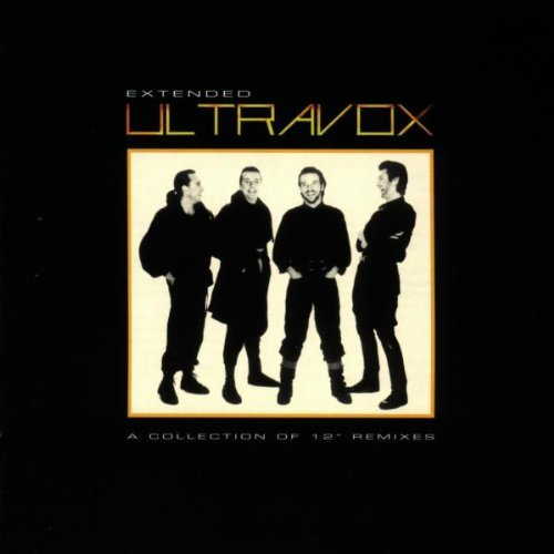 Ultravox Extended Remixes Import Gbr
