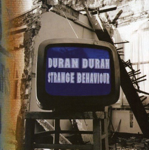 Duran Duran Strange Behaviour Import Gbr