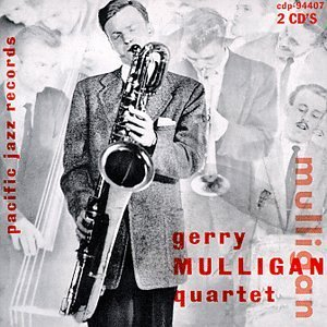 Gerry Mulligan Original Quartet With Chet Baker 2 CD
