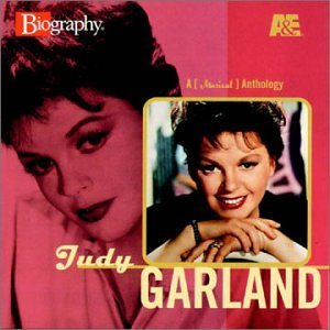 Judy Garland A & E Biography Enhanced CD