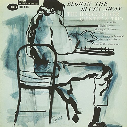 Horace Silver Blowin' The Blues Away Remastered Rudy Van Gelder Editions