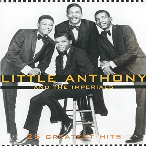 Little Anthony & Imperials 25 Greatest Hits Import Aus