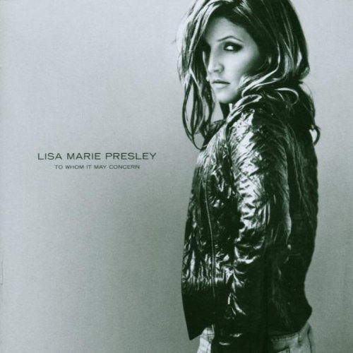 Lisa Marie Presley To Whom It May Concern Enhanced CD