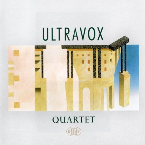 Ultravox Quartet Incl. Bonus Tracks Remastered